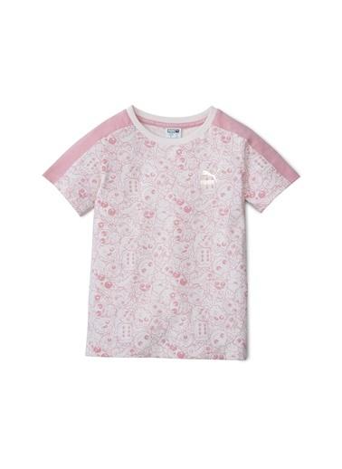 Puma Tişört Pembe